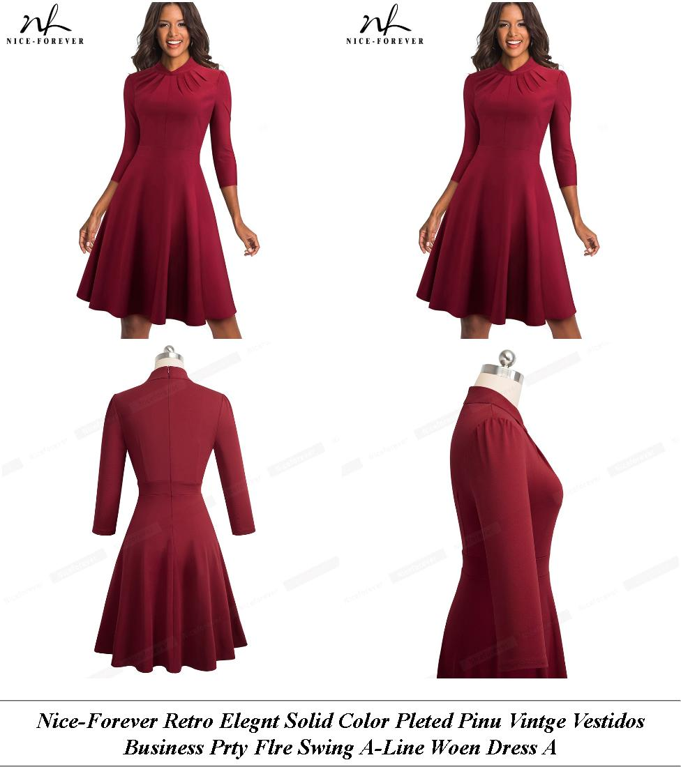 Maxi Dresses Vintage - Womens Jumper Dress For Sale - Gorgeous Dresses For Party