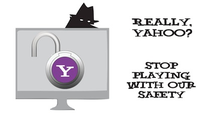 Stranger in a Strange Land: A Warning From Access Now: Yahoo Mail