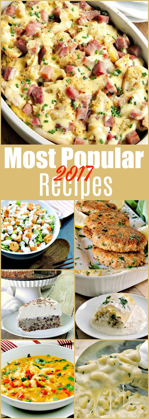 Most Popular Recipes of 2017 from www.bobbiskozykitchen.com