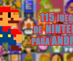 115 Juegos NES para tu Android || En una sola .Apk y muy ligero.