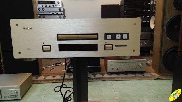 Đầu CD Player - TEAC 3 - Made in Japan