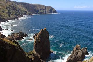 Cabo Ortegal, Faro Ortegal, océano, acantilados más altos de europa, aguillós, Munimara,
