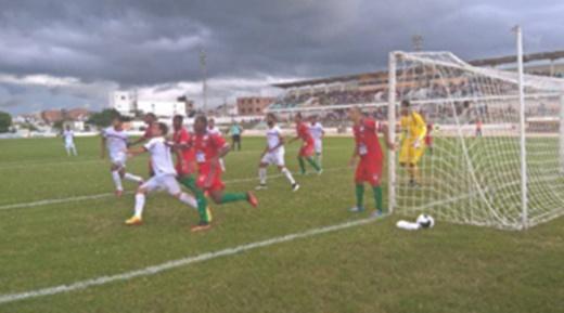 Flamengo de Guanambi vence o Feirense