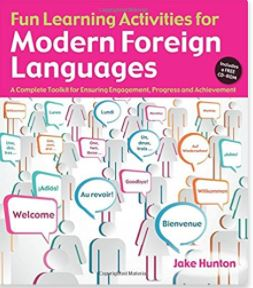 Fun Learning Activities for Modern Foreign Languages cover