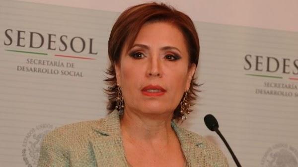 ¿En una palabra como describirías a Rosario Robles?