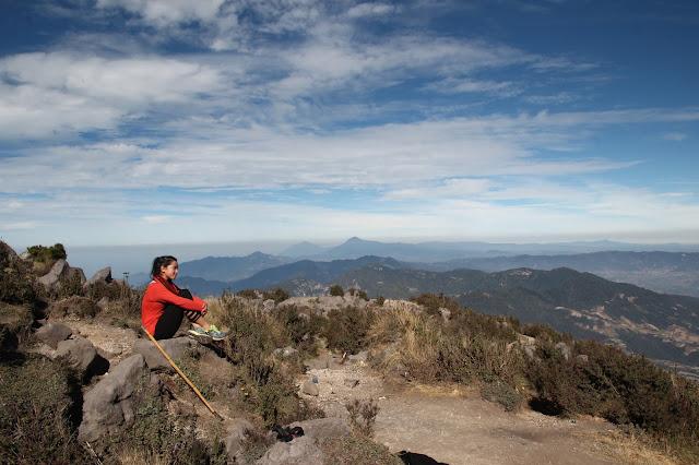 Santa Maria Volcano Hike Quetzaltenango Guatemala