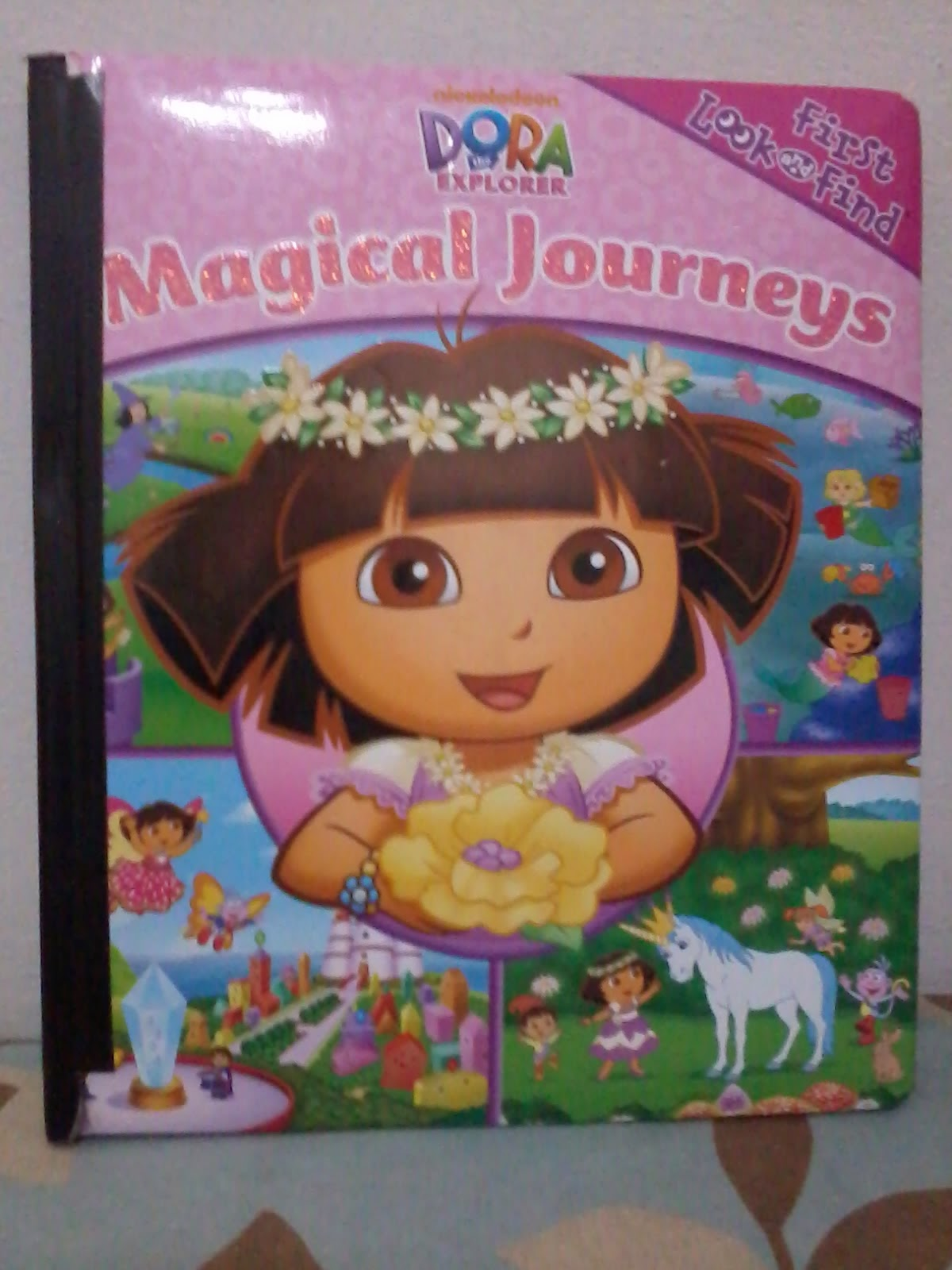 First Look And Find Sofia The First Dora The Explorer