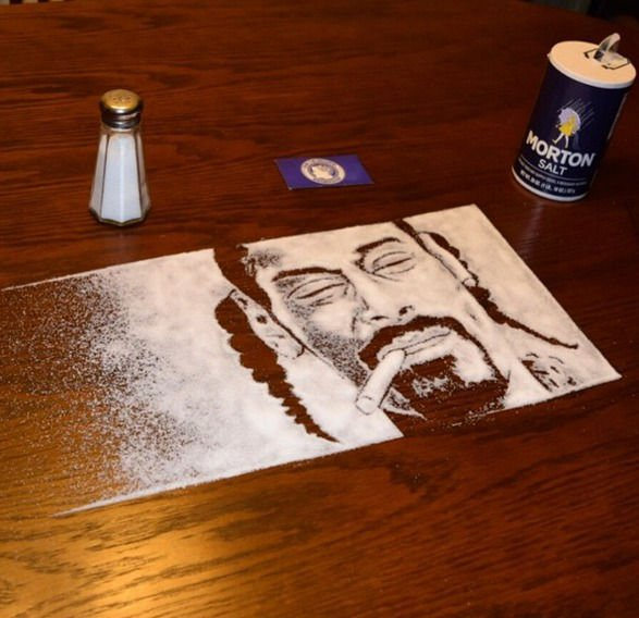 10-Snoop-Dogg-Rob-Ferrel-Rob-the-Original-Drawing-Portraits-with-Salt-www-designstack-co