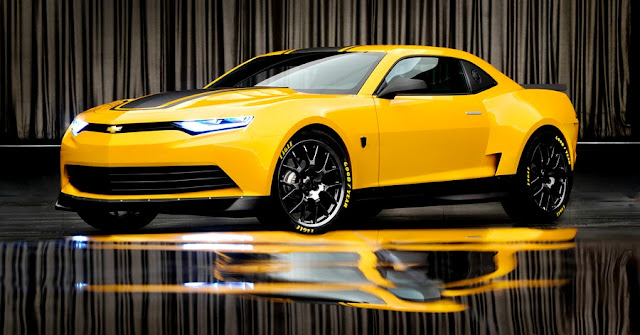 Transformers 4 - Bumblebee New Look