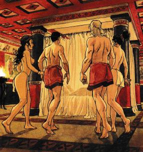 prostitutas imperio romano casa de prostitutas getafe