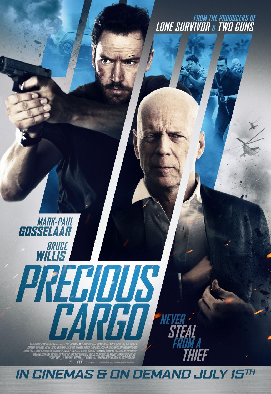 Nonton Film Precious Cargo (2016)