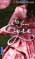 Couverture Jane Eyre de Charlotte Bronte