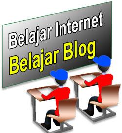 belajar ngeblog, belajar internet, blogging