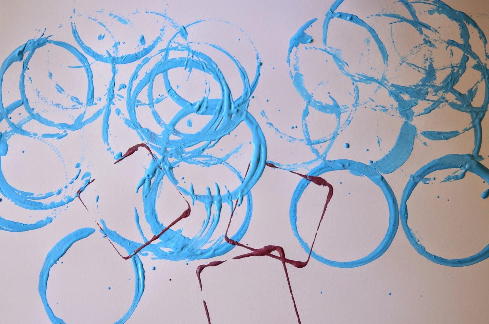 Teaching the Art of Sharing (Art Studio Diaries-2)