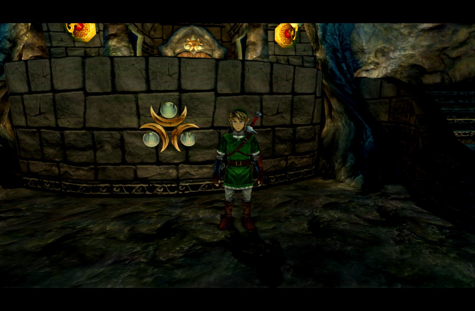 The Legend of Zelda: Twilight Princess HD Remake Project 6