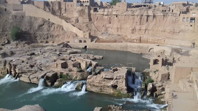 The main attraction of any trip to Shushtar has to be the UNESCO listed Shushtar Historical Hydraulic System. Shushtar, Historical Hydraulic System, inscribed as a masterpiece of creative genius, can be traced back to Darius the Great in the 5th century B.C.