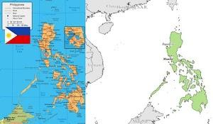 Profil dan Peta Negara Filipina