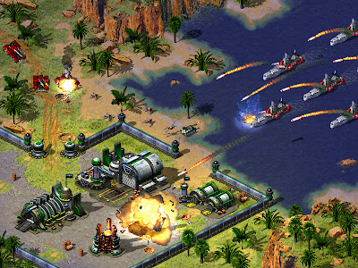 Command and Conquer Red Alert 2 YR PC Game Download