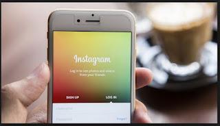 mendaftar instagram