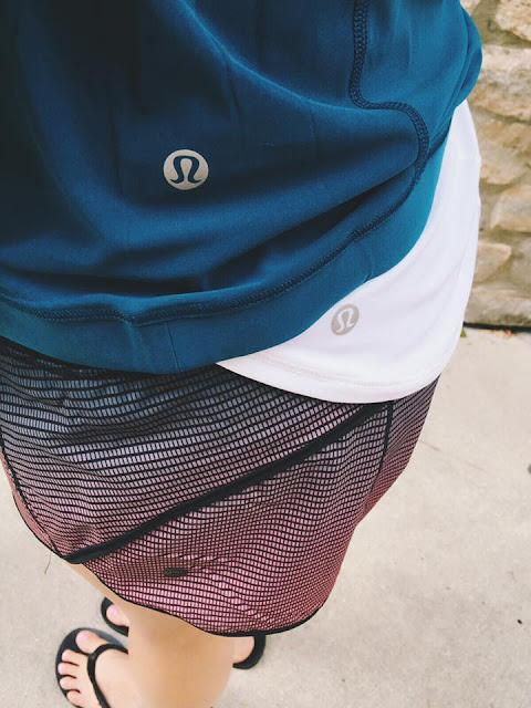 lululemon sunaway-runaway-half-zip gradient-h20-speed-short
