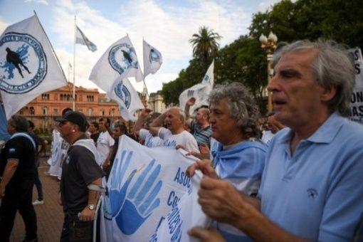 Veteranos de las Malvinas reclaman soberanía argentina de islas