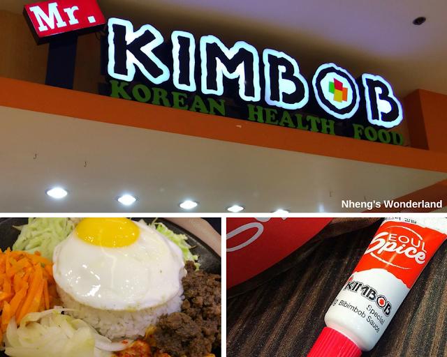 kimbob - sm city masinag