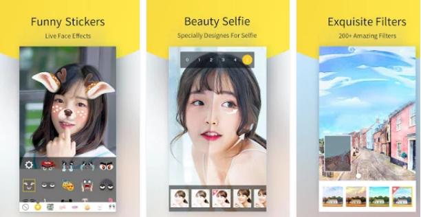 Download Camera360 Selfie Photo Editor