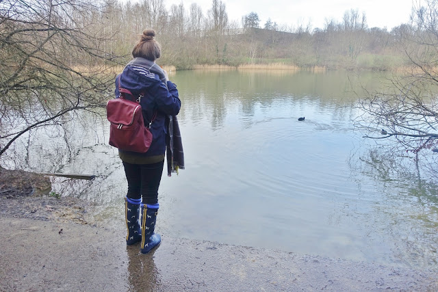 Country park walks with Joules Clothing