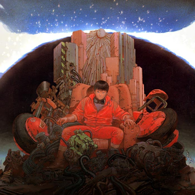 Akira Wallpaper Engine