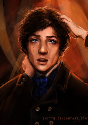 Fan art, Will Herondale, The infernal devices, Princesa mecánica, Cazadores de sombras, Los orígenes, tercer libro, Cassandra Clare