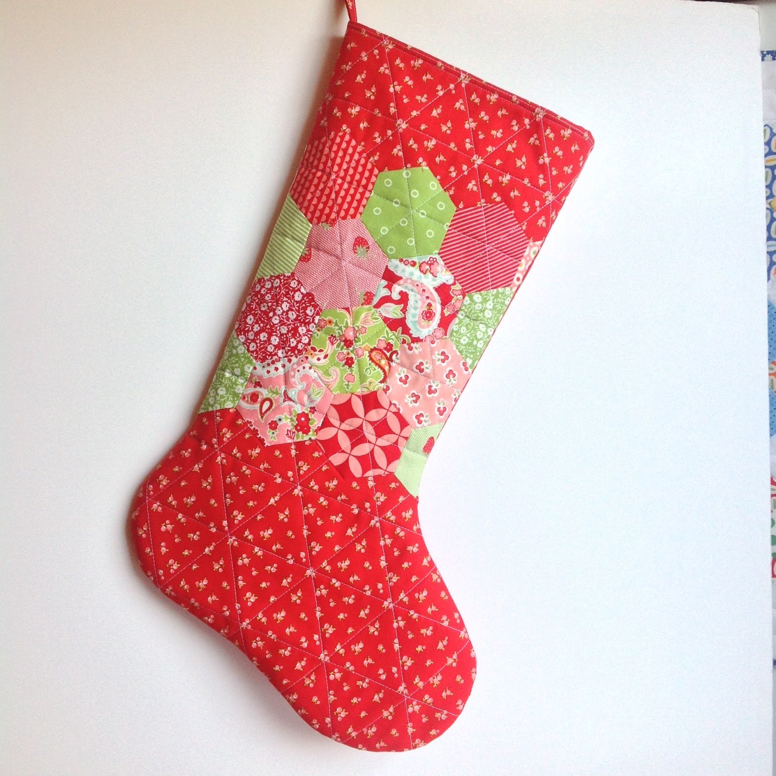 Christmas In July Stockings