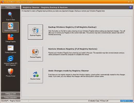 cleanmypc registry cleaner 4.23
