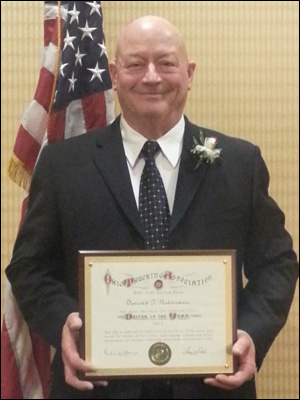FREIGHT TEAMSTERS: YRC Freight's Don Robinson named Ohio