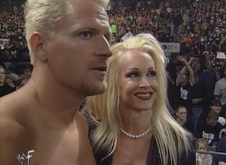 WWE / WWF Capital Carnage 1998 - Jeff Jarrett & Debra