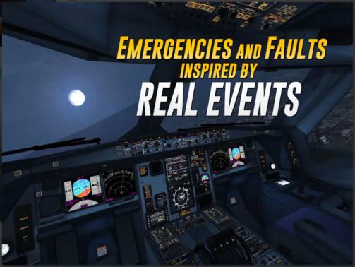 Game Simulator Pesawat Terbang Boeing Extreme Landings Pro v3.6.1 Apk