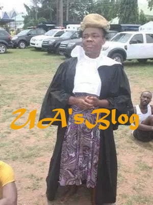 Fake Female Lawyer Who Practiced For 5 Years Nabbed By Police In Imo State