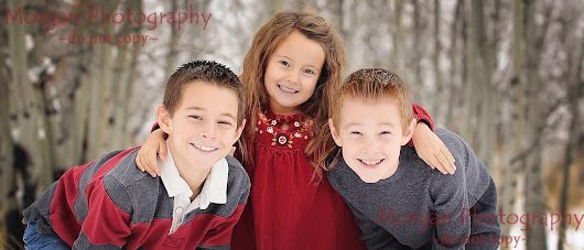 A few of my kiddos....Morgan Photography. Kalispell Photographer.
