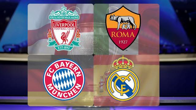AS Roma telah memastikan diri lolos ke babak semifinal