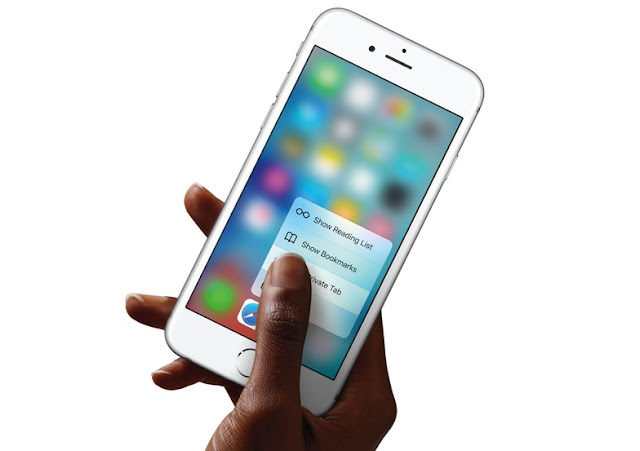 """The next generation iPhone 8 will feature 3D Touch Technology with higher pressure sensitive sensors with flexible OLED display. Kuo expects Apple to switch from an """"FBCB sensor to a film sensor,"""""""