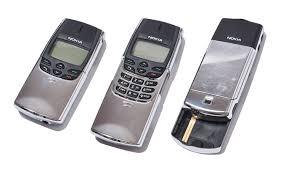 spesifikasi Nokia 8810
