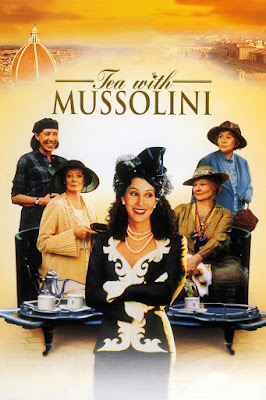 Tea With Mussolini 1999 DVD R2 PAL Spanish