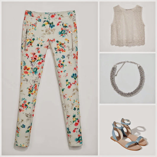 A Sunday WishList - Zara