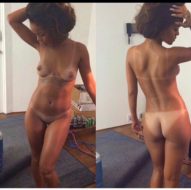 Nude Picture Of Rhianna 68