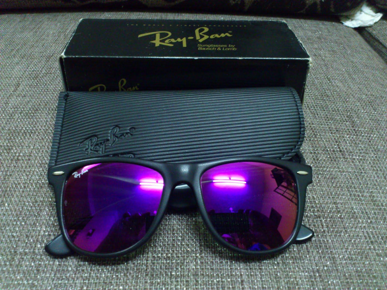 d18fdbd7cf Vintage Bausch   Lomb Rayban Sunglasses  (SOLD)NOS Ray Ban Wayfarer ...