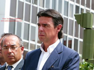 José Manuel Soria propuesto por el Gobierno como director ejecutivo del Banco Mundial