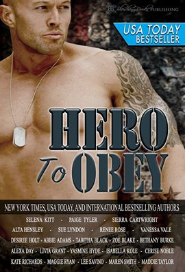 Hero To Obey a new USA Today Bestseller