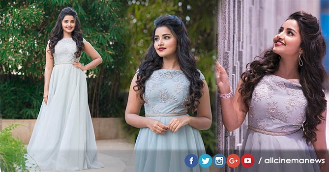 ANUPAMA PARAMESWARAN NEW PHOTO SHOOT