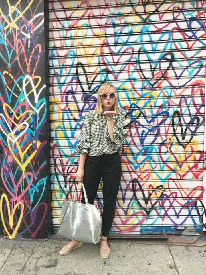 A New York Minute: West Village, Soho and Chelsea | Organized Mess