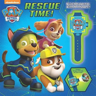 PAW Patrol Rescue Time!
