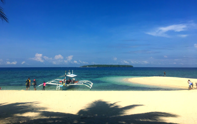 Cuatro Islas Leyte - This is Digyo Island part of the Municipality of Inopacan